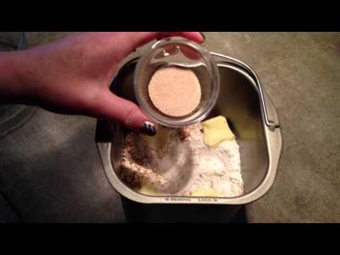 Oatmeal Bread In The Bread Maker