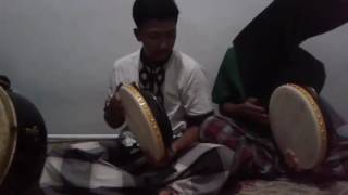 Robbi Fan Fa'na Biberkatihim. Latihan Hadroh Ala Remaja Islam Al-fatahilah