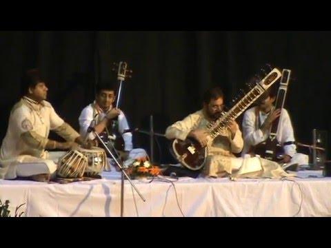 Raag Charukeshi Pt Kushal Das & Kalyanjit Das