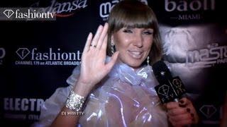WMC 2012 FashionTV Party! at Vita by Baoli with Host Ricardo Ralph Lopez in Miami Beach