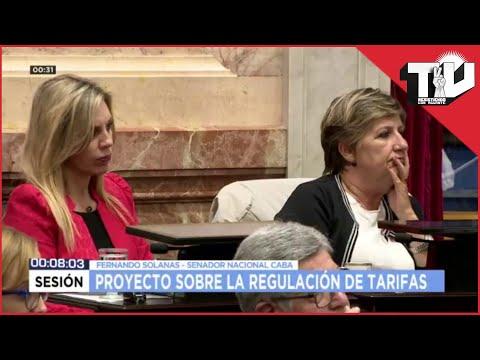 🔴IMPRESIONANTE : Pino Solanas dejó sin palabras a los senadores de CAMBIEMOS  COMPLETO