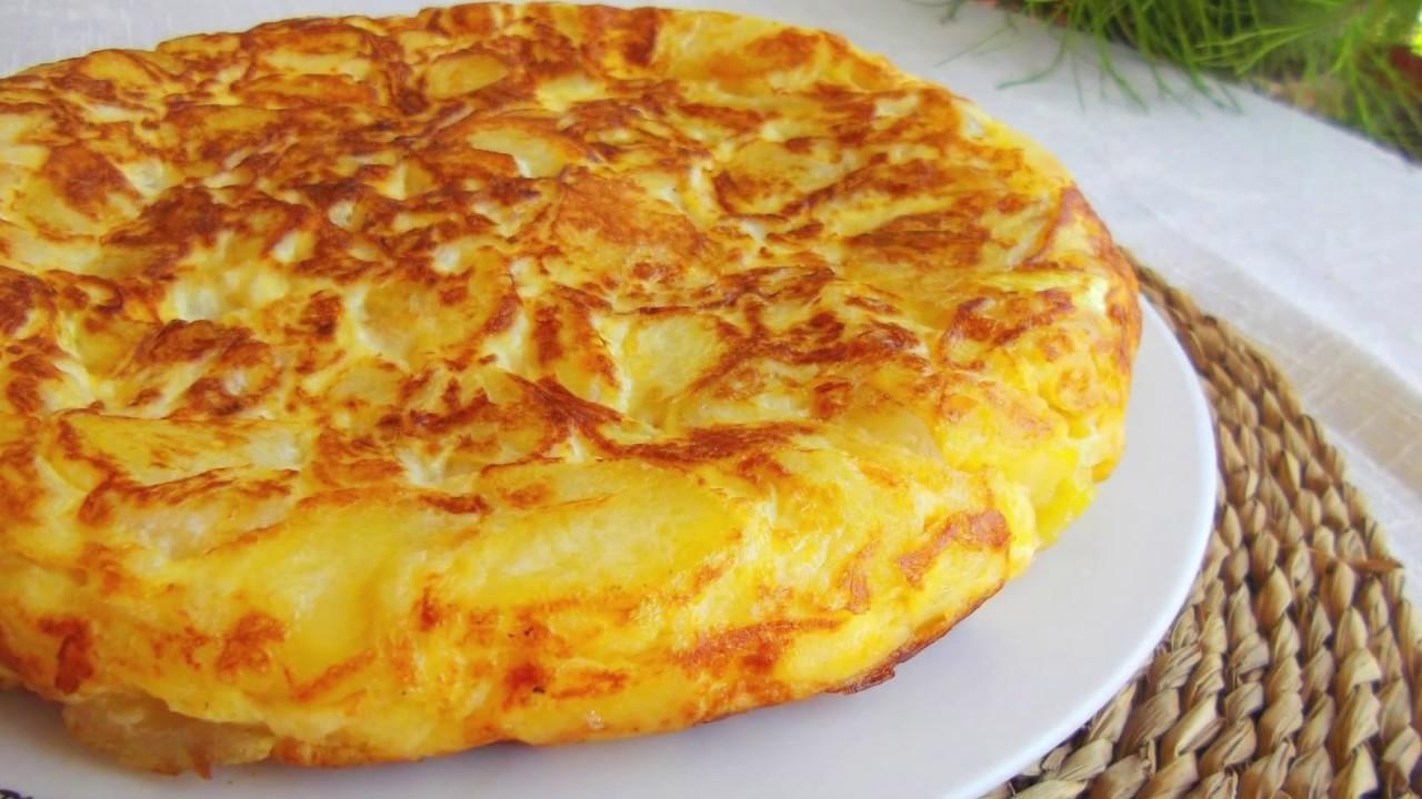 C mo hacer una tortilla de patatas recetas de cocina for Como aprender a cocinar