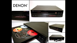 DENON DCM-340 5 Disc CD Change…