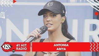 Antonia - Amya (Live Kiss FM)