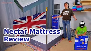 Nectar Mattress Review - Uk Memory Foam Mattress Tests - 2019 Reviews