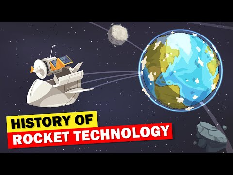 The History of Rocket Technology (in under 5 minutes)