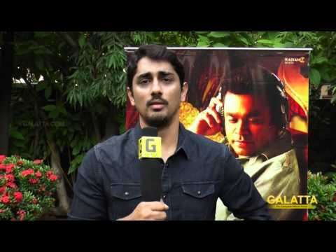 Kaaviya Thalaivan is a Life Changing Project - Siddharth | Galatta Tamil