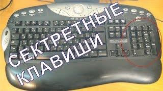 Символы на клавиатуре, которых нет