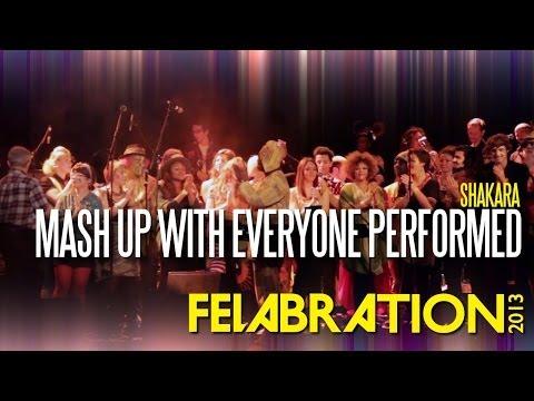 Felabration 2013: Shakara - (Mash Up)