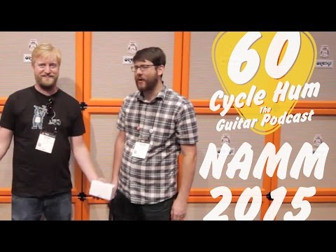 Ryan and Steve go to NAMM 2015
