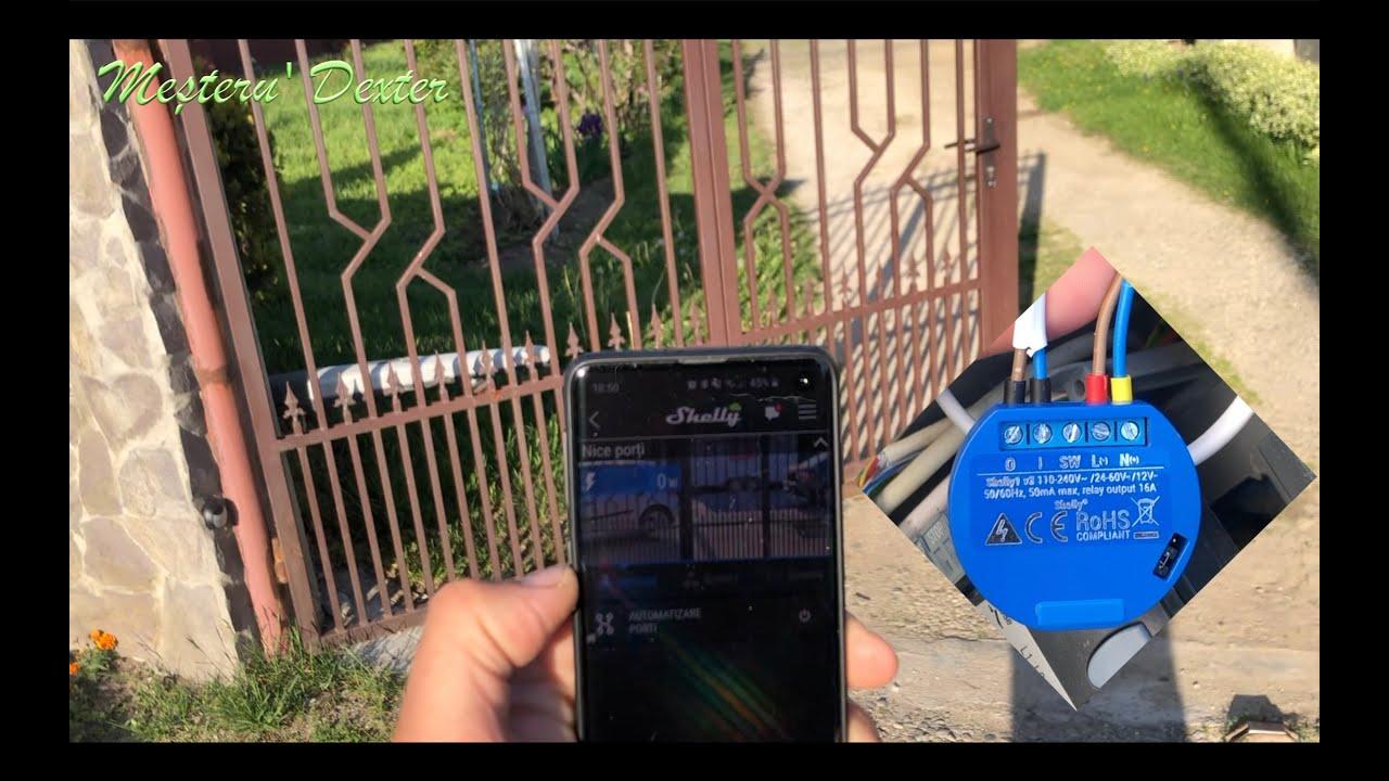 Download Deschidere porti automatizate din telefon 3