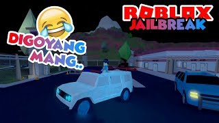 THE POLICE KOCAK EVEN DANGDUTAN?!! 🤣: ROBLOX Jailbreak United Kingdom