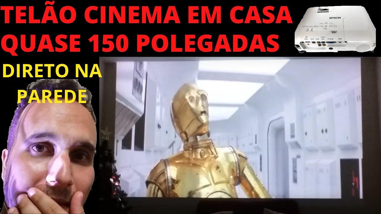 Filme Dentro Da Casa throughout cinema em casa com projetor - youtube