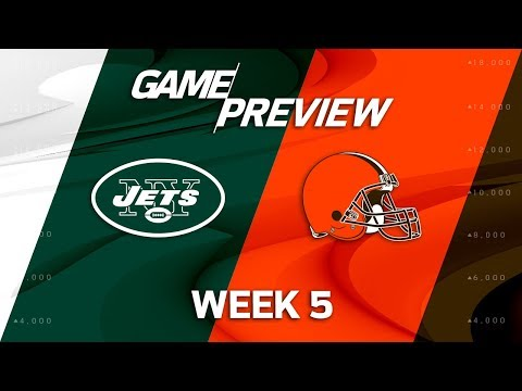 New York Jets vs. Cleveland Browns | Week 5 Game Preview | NFL
