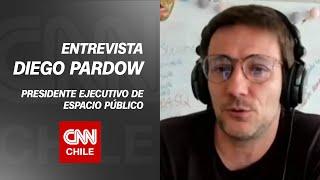 """Diego Pardow por polémica con Minsal: """"Los incentivos eran simplemente incentivos y no coimas"""""""