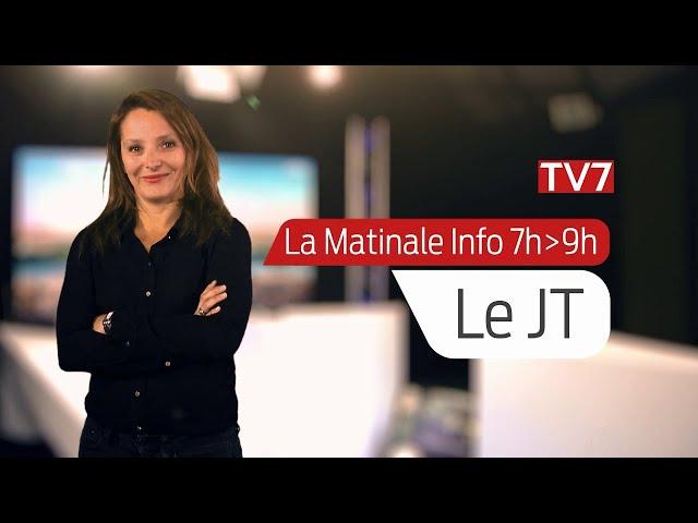 La Matinale | Le JT | Vendredi 16 Octobre