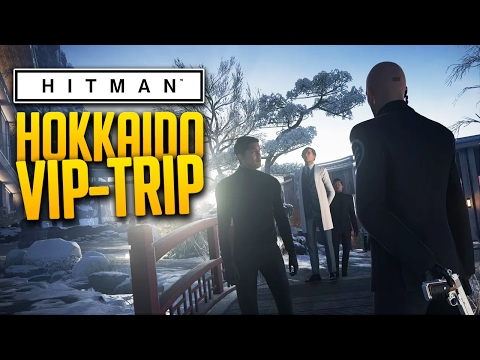 HITMAN EPISODE 6 HOKKAIDO - Der beste Killer in Japan