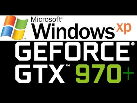 [Poradnik] Windows XP drivers GTX970/980/980Ti/TITAN X/Quadro M6000