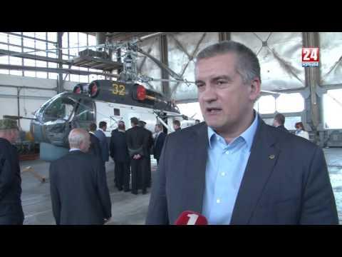 На модернизацию авиационного завода в 2017 году предусмотрено четыреста миллионов рублей