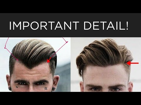 Hal yang Perlu di Perhatikan Saat Memotong Gaya Rambut | Undercut | Ikal
