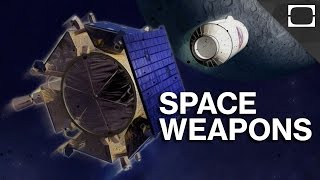 Could We Fight Wars In Space?