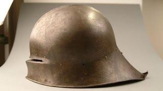 15th century sallet - a popular medieval helmet