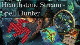 More climbing with spell hunter - ENG - Hearthstone, The Witchwood