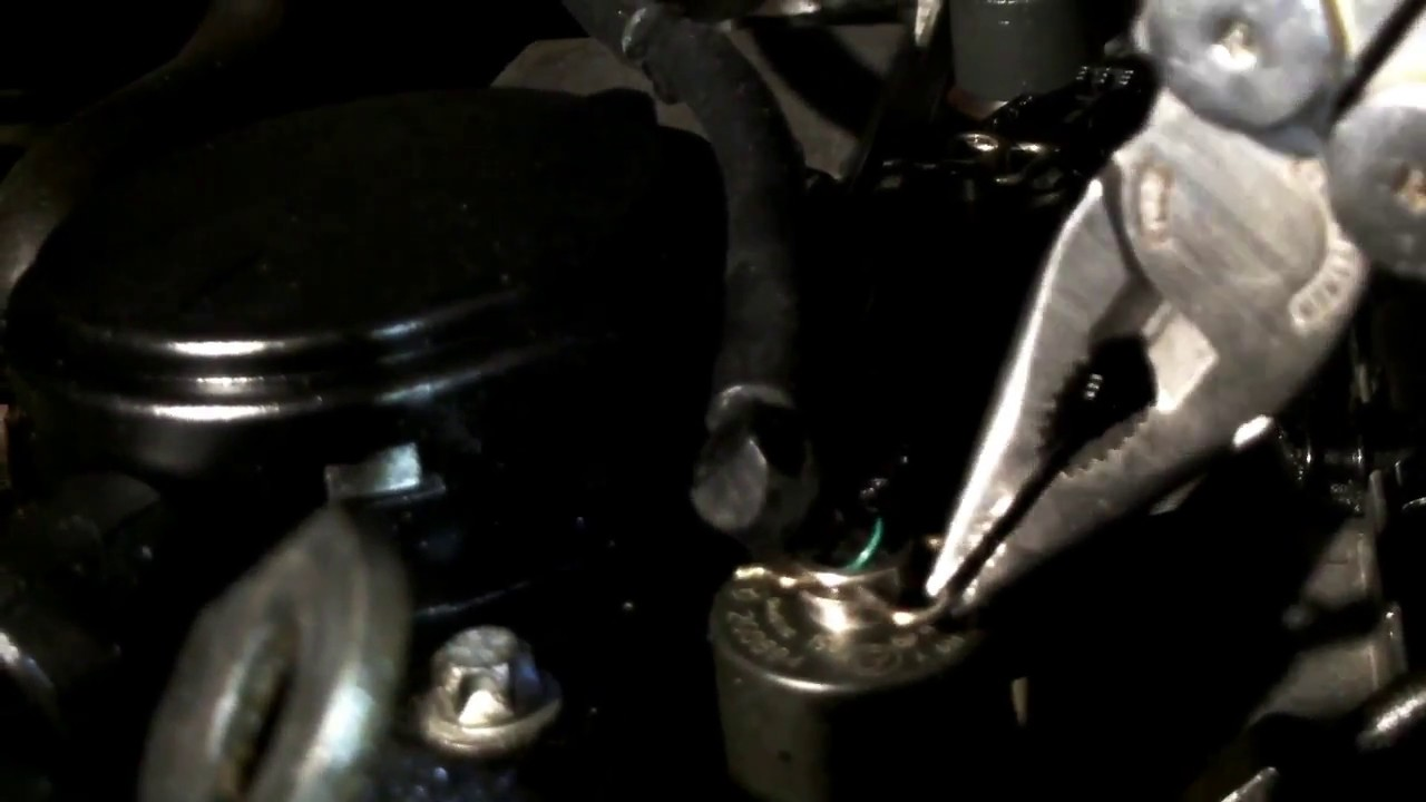 Sprinter Injector low pressure diesel leak