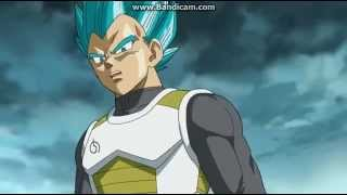 Goku's SUPER SAIYAN GOD KAMEHAMEHAAAA!!![DBZ Revival of F]