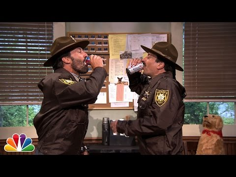 Jon Hamm & Jimmy Fallon Palisades Park Pet Patrol (Extended Cut)