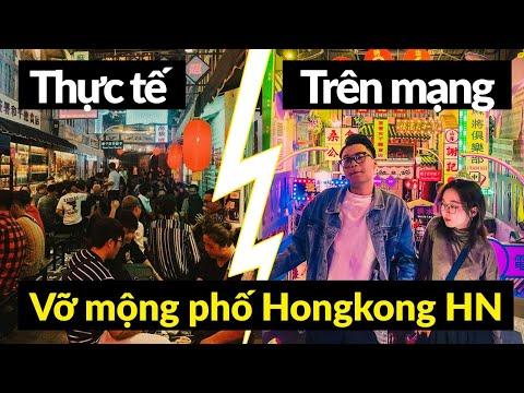 Vlog Mi Sơn: Vỡ Mộng Khu Phố Hongkong Siêu Hot Tại Hà Nội!
