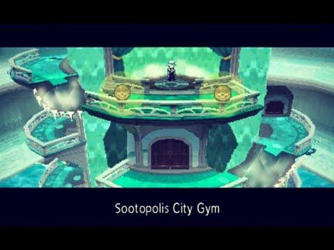 Pokemon Omega Ruby And Alpha Sapphire Sootopolis Gym