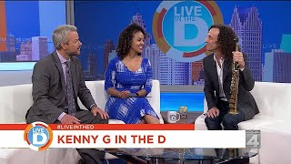 Kenny G In The D