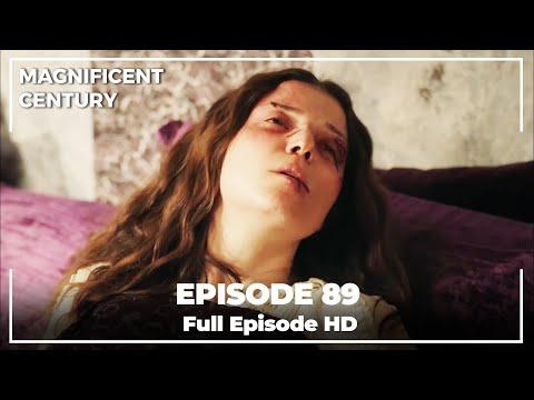 Magnificent Century Episode 89 | English Subtitle HD