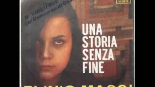 PLINIO MAGGI     UNA STORIA SENZA FINE       1965