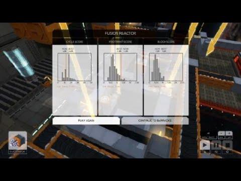 Infinifactory Solutions Part 36: The Homeward Fleet, Fusion Reactor