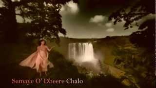 samay o dheere chalo - ASHA BHONSLE - Gulzar - Bhupen Hazarika .. Rudaali