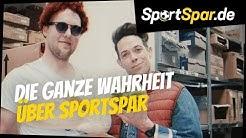 SportSpar - Wir machen teuer günstig!