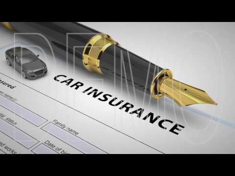 Car Insurance Video Marketing - Spokesperson Video