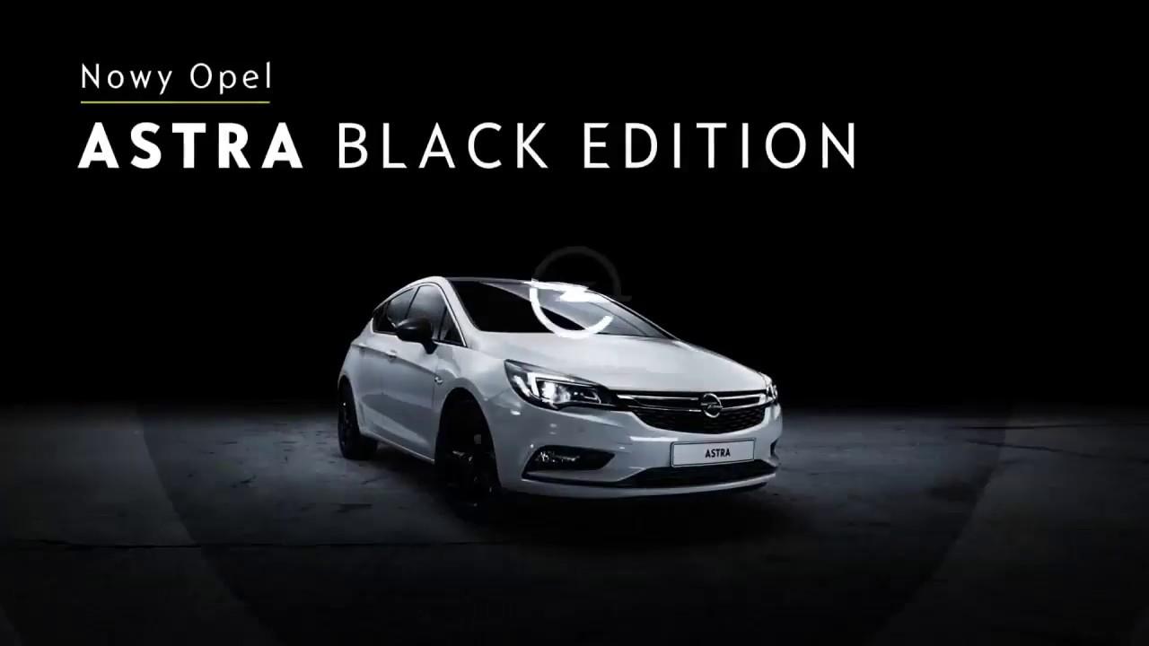opel astra hatchback black edition youtube. Black Bedroom Furniture Sets. Home Design Ideas