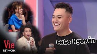 Fabo Nguyễn Đổ Bộ Người Bí Ẩn, Ninh Dương Lan Ngọc Choáng Với BST Sneaker KHỦNG l VieTalentsOfficial