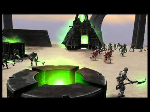 Warhammer 40K: Dawn of War — Dark Crusade Конец компании за Некронов