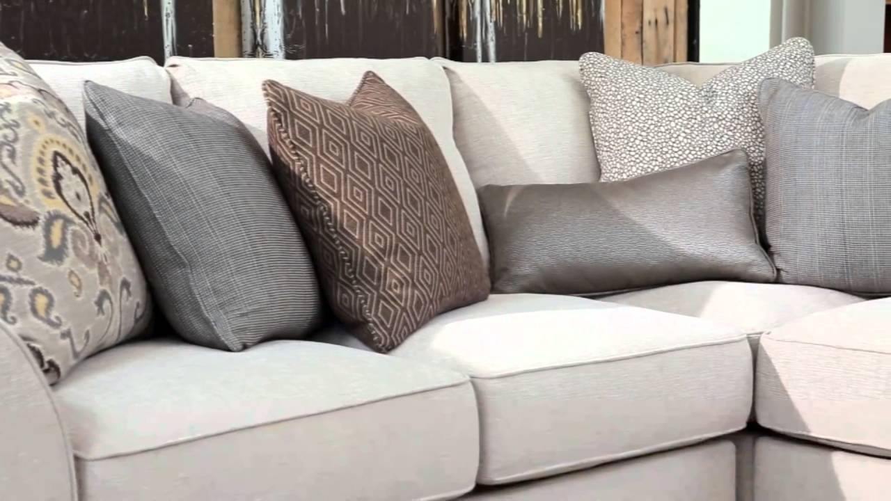 Wilcot Sectional Sofa Youtube