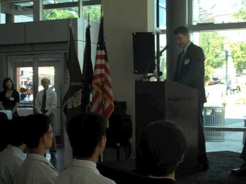 Intel Vietnam Scholars at Portland State University