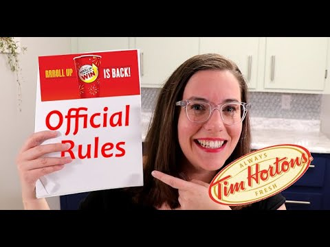 The NEW 2020 ROLL UP THE RIM Game Explained + SECRET ENTRY!