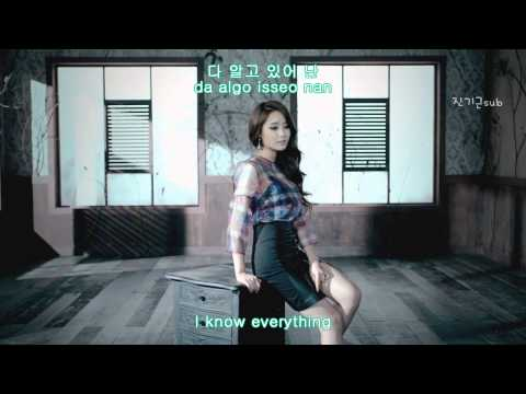 Song Jieun - Torturous Hope / False Hope MV [lyric hangul + romanization + english] w/ download link