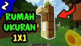 Video ✔ Minecraft: Cara membuat Rumah Ukuran 1x1 ! download MP3, 3GP, MP4, WEBM, AVI, FLV Oktober 2018