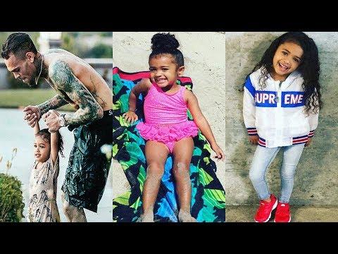 Chris Brown's Daughter ★ 2018