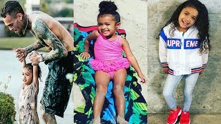 Chris Brown's Daughter ★ 2018