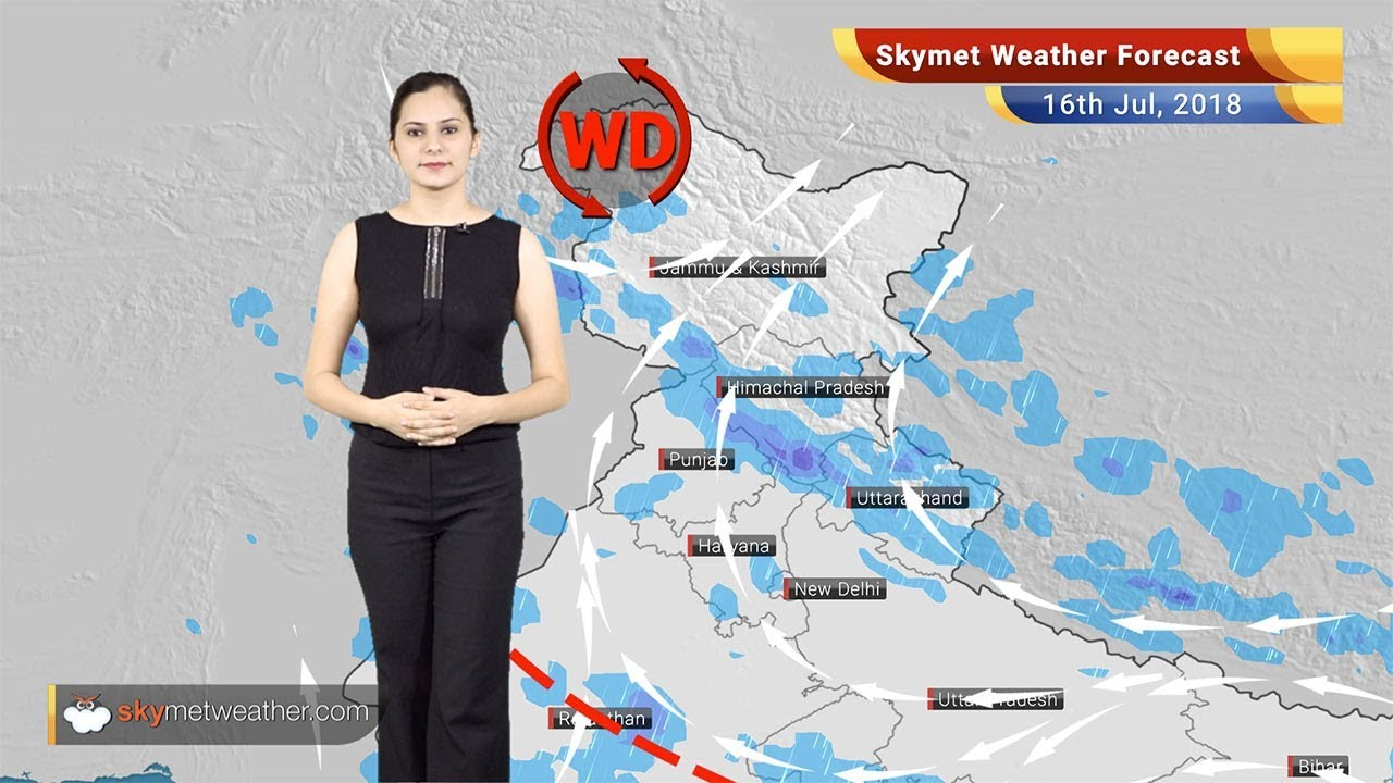 Weather Forecast for July 16: Rain in Mumbai, Surat, Hyderabad, Pune